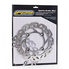 Armstrong Wavy Rear Brake Disc For Suzuki 2004 GSX-R1000 K4 BKR825