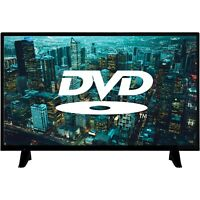"""electriQ 32"""" HD Ready LED TV with built in DVD Player"""