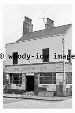 pu0046 - The Staff of Life Pub demolition , Doncaster , Yorkshire - photograph
