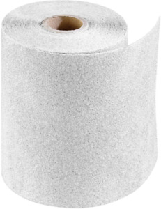PORTER-CABLE Sandpaper Roll, Adhesive-Backed, 4 1/2-Inch X 10-Yard, 80-Grit
