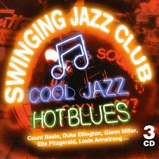 CD Swinging Jazz Club d'Artistes divers 3CDs