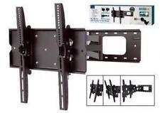 """Lloytron t310m VESA 75 100 200 nero TV LCD TV Montaggio a Parete gamma completa di movimento 32 """" 60"""""""