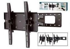 "Lloytron T310M VESA 75 100 200 Black LCD TV Wall Mount Full Range Motion 32"" 60"""