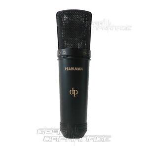 Pearlman TM 2 Microphone TM-2 TM2 NEW FULL WARRANTY!