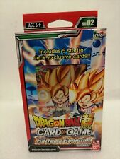 Dragon Ball Super Card Game : Starter Deck SD02 The Extreme Evolution