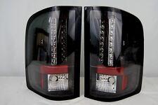 Spyder Auto 5001771 LED Tail lights fits 07-13 Sierra Silverado 1500 2500 3500