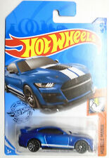 Hot Wheels 2020 Q Case 2021 A Case 2020 Ford Mustang Shelby Gt500 Blue In Us