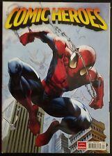 Comic Heroes SFX Magazine #9 Spider-Man Cover Scarce!