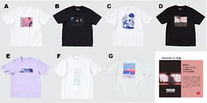 UNIQLO × YOASOBI T-shirt Women 7types size S-XXL UT Japanese Singer