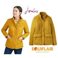 Joules Newdale Quilted Jacket Coat - SS19