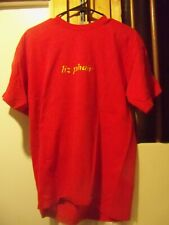 New listing Vintage Liz Phair T-Shirt Size Large White Chocolate Space Egg Rare 1998