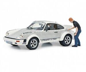 Schuco 00249 - 1/18 Porsche 911 RÖHRL x911 - Neu