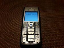 Nokia 6230i (Ohne Simlock) Handy - Silber- schwarz