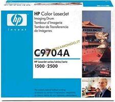 TAMBURO DRUM ORIGINALE HP C9704A NERO COLORE - SPEDIZIONE GRATUITA