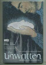 The Unwritten- Orpheus In The Underworld #8  NM TPB  Vertigo Books   CBX34
