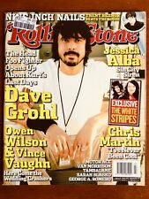ROLLING STONE AU SEP 05 Dave Grohl, Nine Inch Nails, White Stripes, Van Morrison