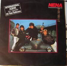 nena international album  33 tours 1984