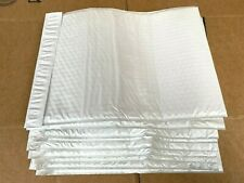 New listing 14x10 Poly Bubble Mailers Padded Bags Envelopes Self Seal Pack of 10