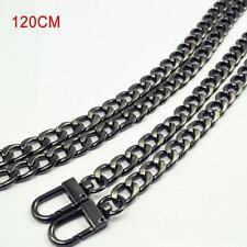 20-120CM Flat chain Chain For Handbag Or Shoulder Strap Bag Purse 3 Colors GA