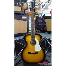 Silvertone 600 Series Acoustic Guitar with Solid Spruce Top - Vintage Vibe