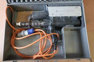 MM-Xtruder  Munsch Plastic Welding Technology