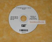 RENR7575 Caterpillar C7 C-7 Truck Engine Factory Service Repair Shop Manual