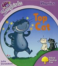 Oxford Reading Tree Read at home Songbirds Phonics Collection Julia Donaldson