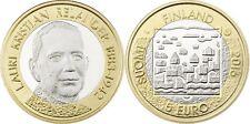 5 EURO FINLANDE 2016 UNC - LAURI KRISTIAN RELANDER 1883-1942