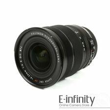 NEW Fuji Fujifilm Fujinon XF 10-24mm f/4 R OIS Lens