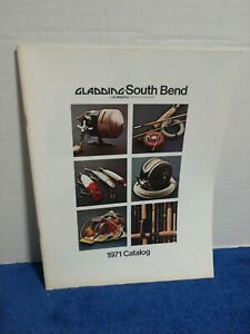 1971 South Bend Fishing Tackle Catalog - Full Color