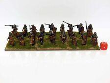 28mm Early Imperial Roman Legionaries Veterans - Painted & Based #1