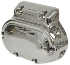 Chrome Transmission End Cover for Harley 5-Speed Big Twin Evo Dyna Softail 87+