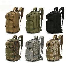 Outdoor Military Rucksacks 1000D Nylon 30L Waterproof Tactical backpack Sports