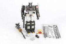 Transformers Robot Masters RM-12 Takara Black Convoy