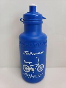 Vintage Schwinn Sting-Ray Water Bottle Blue HTF
