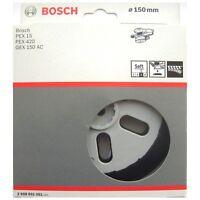 Bosch SOFT Sanding Pad 150mm Rubber Base Plate PEX 15 420 GEX 150 AC 2608601051