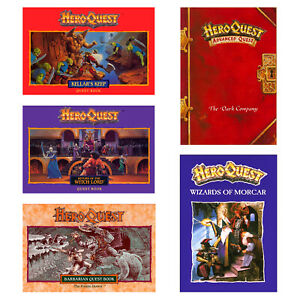 HeroQuest Expansion Parts   Complete Your Quests with Original Pieces!