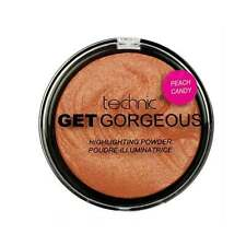 Technic Get Highlighting Powder Peach Candy Shine Control 12g