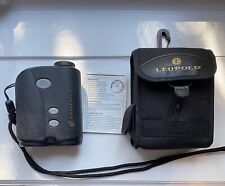 Leupold RX-III True Ballistic Range 8x28mm Digital Rangefinder w/ Case