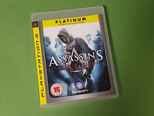 Assassin's Creed Sony Playstation 3 PS3 Game - Ubisoft *VGC*