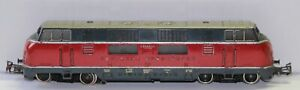 Märklin H0 3021 Diesellok BR V200 006 DB, rot/silbern analog AC