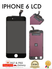 Negro para iPhone 6 Montaje Digitalizador de pantalla LCD de calidad OEM genuino reemplazo