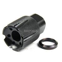 NEW! Compact Low Concussion 5/8x24 Muzzle Brake Compensator for 308