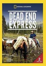 Dead End Express (DVD, 2015, 2-Disc Set)
