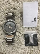 Nixon 51-30 Chrono A083-2064 Wristwatch Grey/Rose Gold