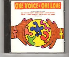 (HQ280) One Voice, One Love, 16 tracks various artists - 1993 CD