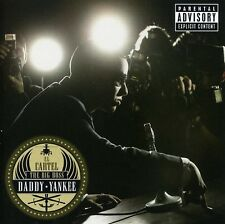Daddy Yankee - Cartel: The Big Boss [New CD] Explicit