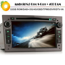 "7""Wifi DAB+Android 8.0 Car DVD Navigation Autoradio GPS für Opel Vectra C Zafira"