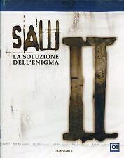 SAW 2 - LA SOLUZIONE DELL'ENIGMA   BLU-RAY     HORROR