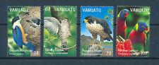VANUATU 1999 BUSH & LOWLAND BIRDS SG804/807 MNH